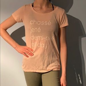 Ballet 🩰 moves tee